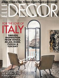 May 01, 2020 issue of ELLE DECOR