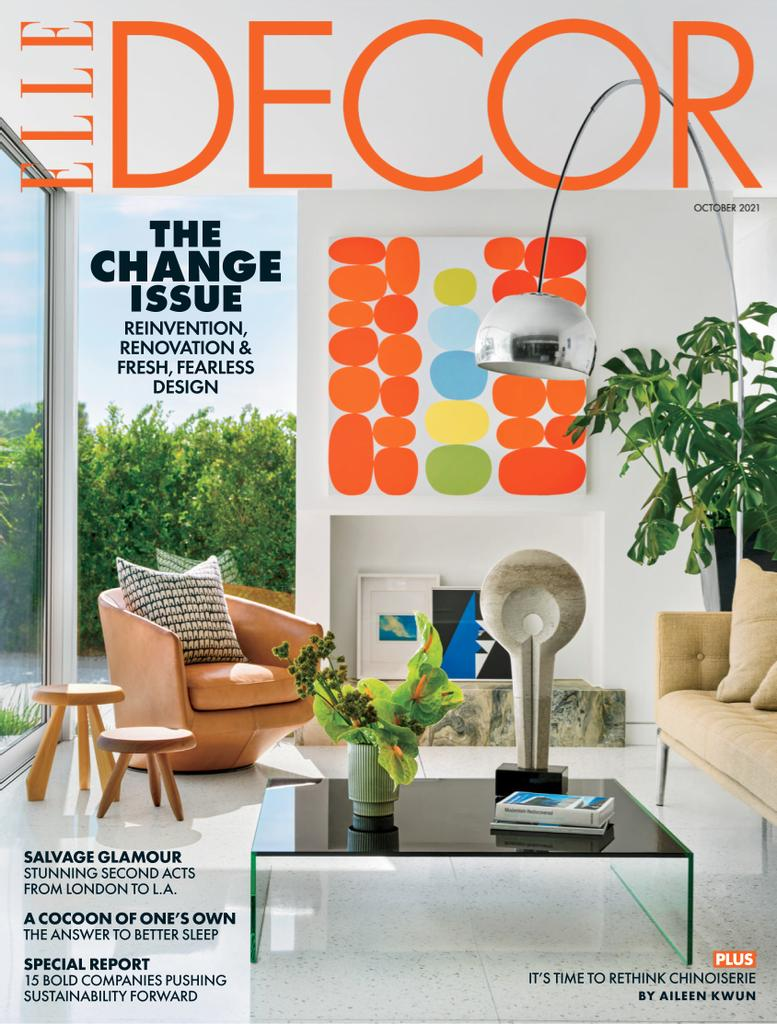 ELLE DECOR - Subscription Subscriptions
