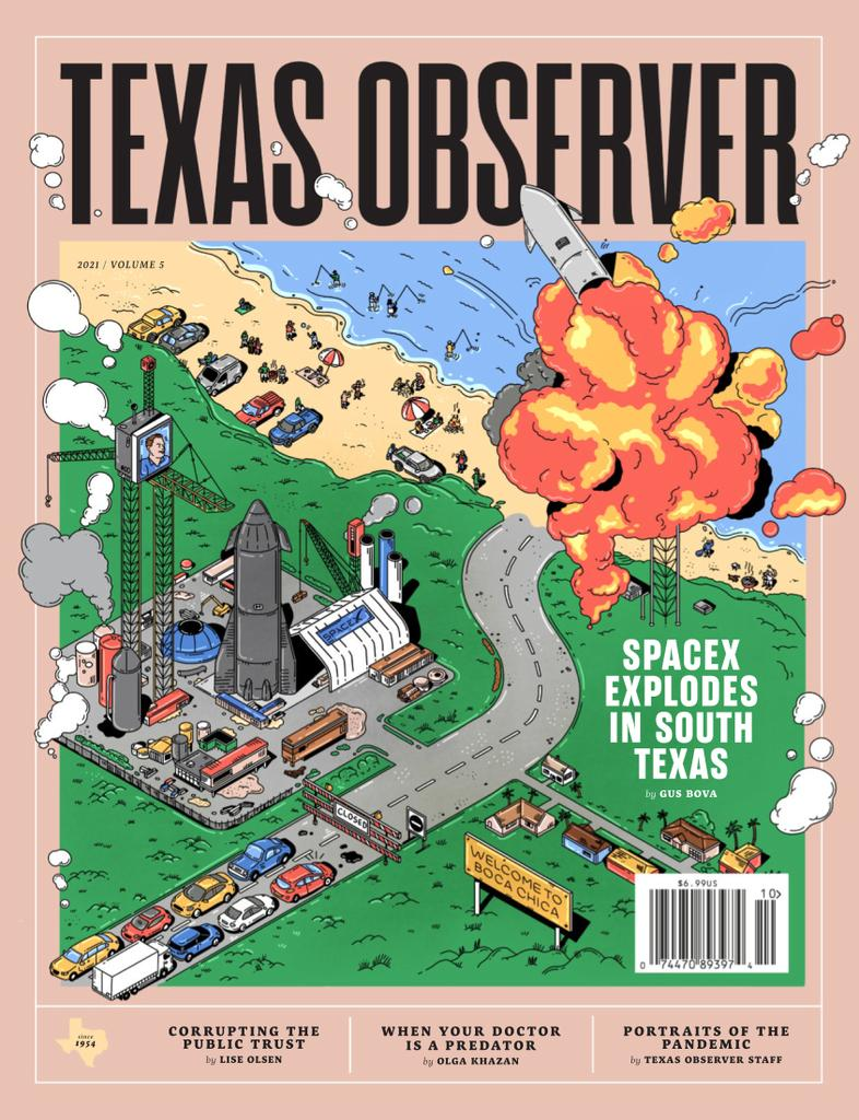 The Texas Observer - Subscription Subscriptions