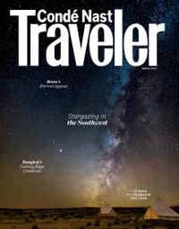 March 01, 2021 issue of Conde Nast Traveler