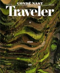 August 15, 2018 issue of Conde Nast Traveler