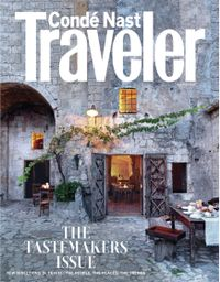 February 28, 2019 issue of Conde Nast Traveler