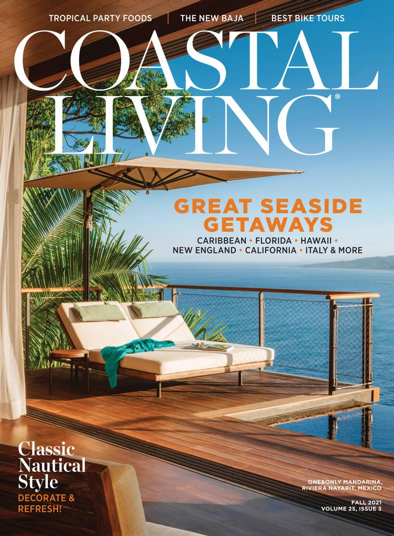 Coastal Living - Subscription Subscriptions