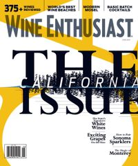 May 31, 2019 issue of Wine Enthusiast Magazine