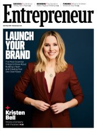 March 31, 2019 issue of Entrepreneur Magazine