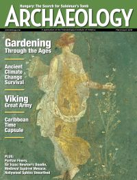 March 01, 2018 issue of ARCHAEOLOGY