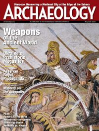 May 01, 2020 issue of ARCHAEOLOGY