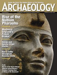 September 01, 2020 issue of ARCHAEOLOGY