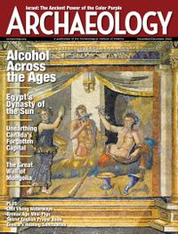November 01, 2020 issue of ARCHAEOLOGY