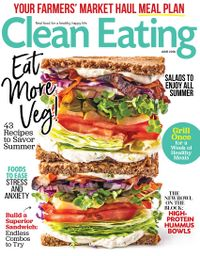 May 31, 2018 issue of Clean Eating