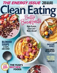 February 28, 2019 issue of Clean Eating