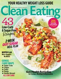April 30, 2019 issue of Clean Eating
