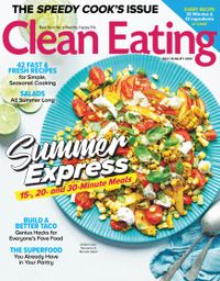 July 01, 2020 issue of Clean Eating