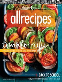 July 31, 2018 issue of Allrecipes