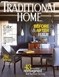 February 01, 2016 issue of Traditional Home