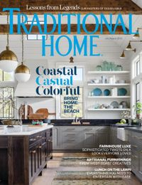 July 01, 2018 issue of Traditional Home