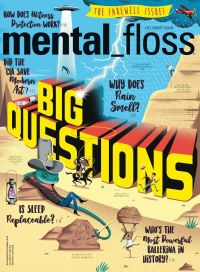 November 01, 2016 issue of mental_floss