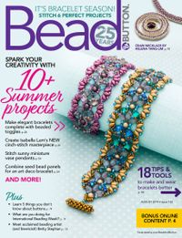 July 31, 2019 issue of Bead&Button