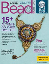 September 30, 2019 issue of Bead&Button