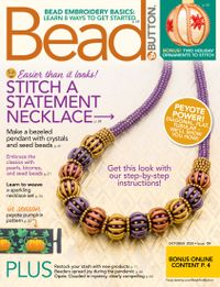October 01, 2020 issue of Bead&Button