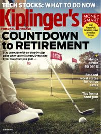 February 01, 2019 issue of Kiplinger's Personal Finance