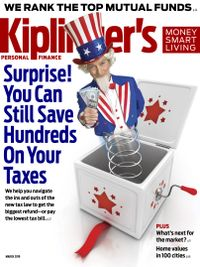 February 28, 2019 issue of Kiplinger's Personal Finance