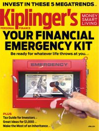 March 31, 2019 issue of Kiplinger's Personal Finance