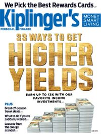 May 31, 2019 issue of Kiplinger's Personal Finance