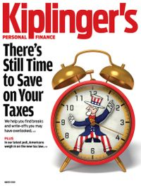 February 29, 2020 issue of Kiplinger's Personal Finance