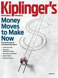 December 01, 2020 issue of Kiplinger's Personal Finance