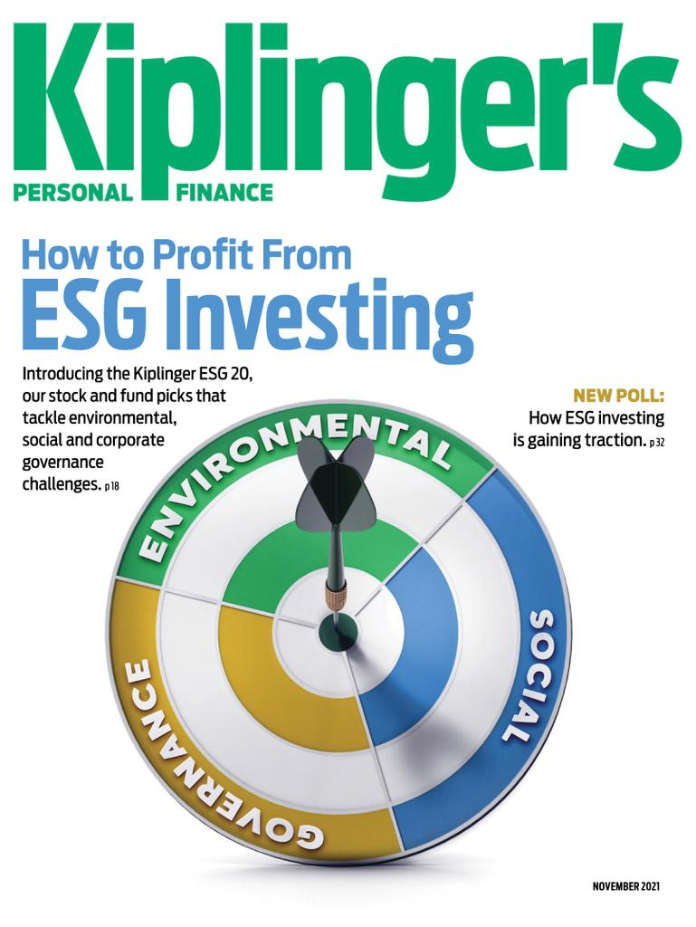 Kiplinger's Personal Finance - Subscription
