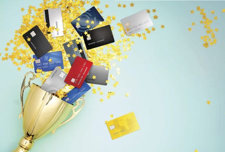 THE BEST REWARDS CARDS FOR YOU