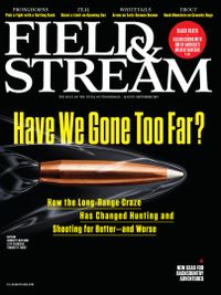 July 31, 2019 issue of Field & Stream