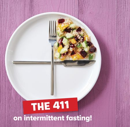 THE 411 on intermittent fasting!
