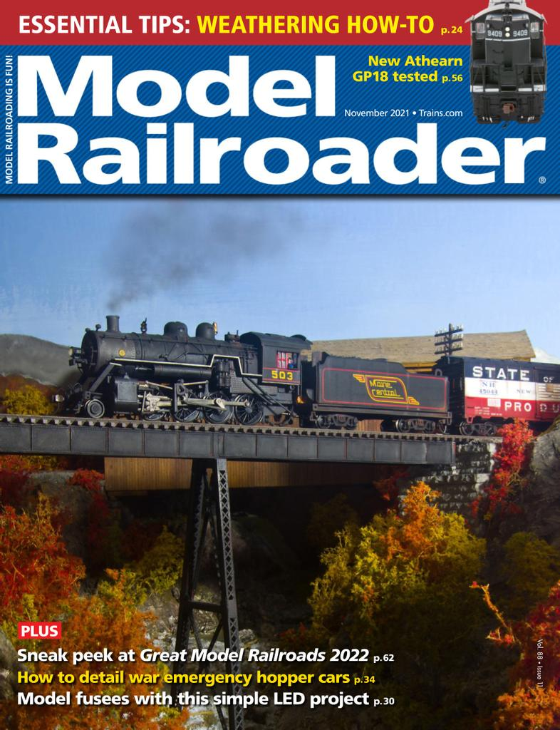 Model Railroader - Subscription Subscriptions