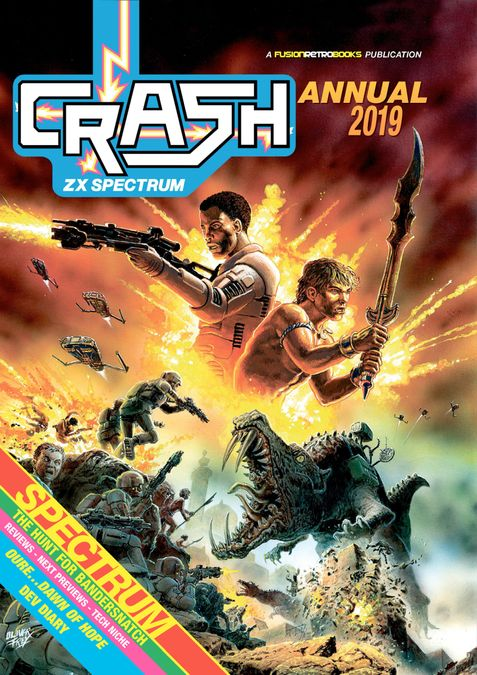 Crash Annual 2019