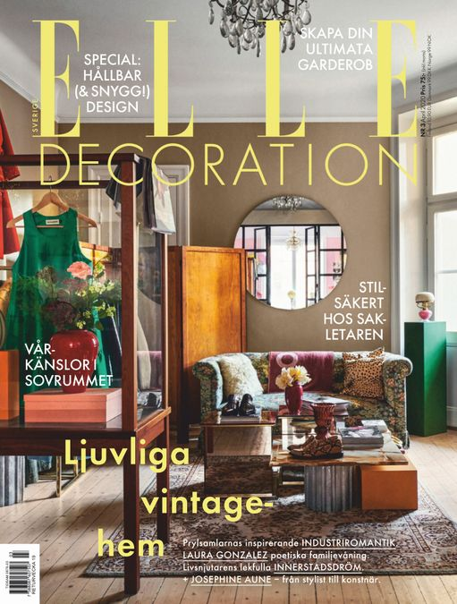 ELLE Decoration Sweden