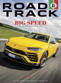 June 30, 2018 issue of Road & Track
