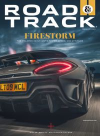 February 01, 2019 issue of Road & Track