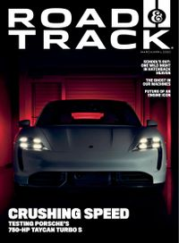 March 01, 2020 issue of Road & Track