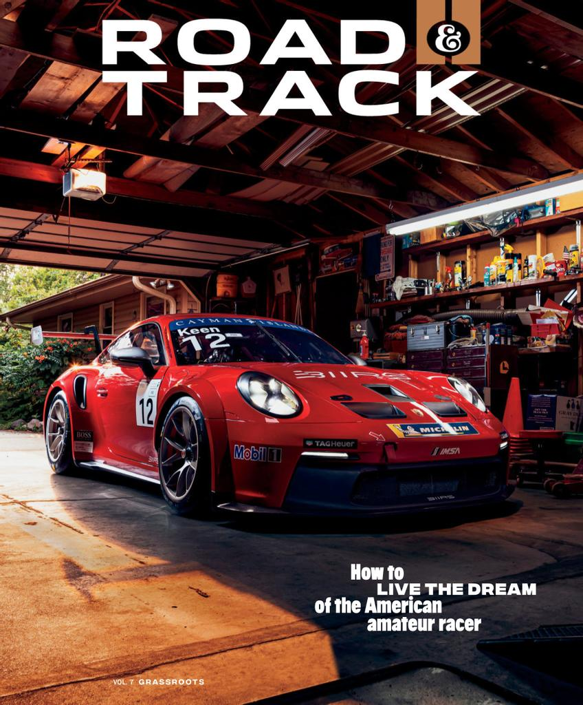 Road & Track Magazine Digital Subscription