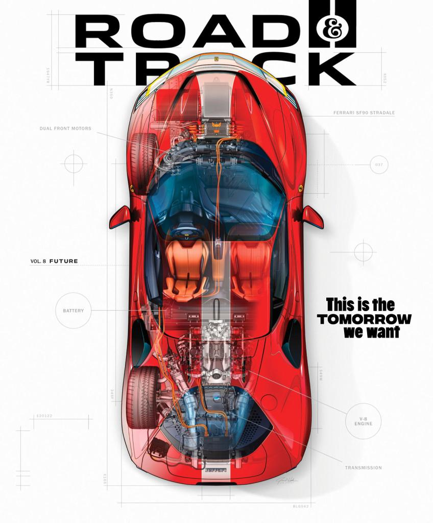 Road & Track - Subscription Subscriptions