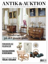 May 06, 2020 issue of Antik & Auktion Denmark