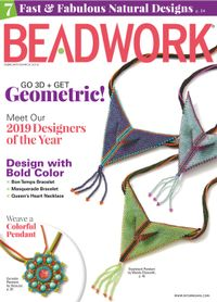 January 31, 2019 issue of Beadwork