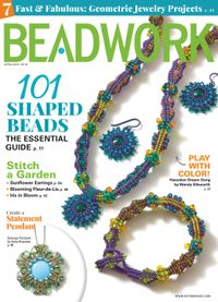 March 31, 2019 issue of Beadwork