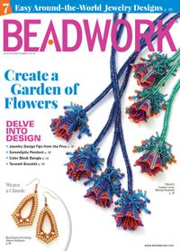 August 31, 2019 issue of Beadwork