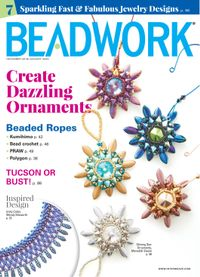 December 31, 2019 issue of Beadwork