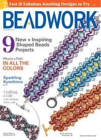 April 01, 2020 issue of Beadwork