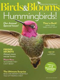 May 31, 2019 issue of Birds & Blooms