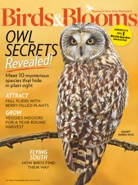 September 30, 2019 issue of Birds & Blooms